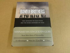 5-DISC DVD BOX / BAND OF BROTHERS (Tom Hanks, Steven Spielberg)
