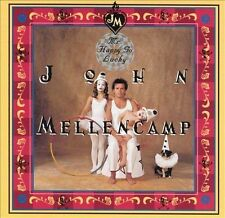 Mr. Happy Go Lucky John Mellencamp MUSIC CD