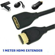 1M TV HDMI EXTENDER CABLE FOR ANYCAST/EZCAST/MIRCAST/EASYCAST M2