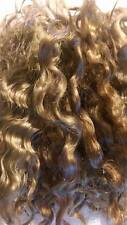 "PREMIUM MOHAIR - Light Brown 4"",  Doll , Reborn, 1/2Oz"