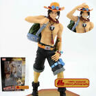 "Anime One Piece Portgas D Ace P.O.P 10th Limited Ver. 9"" PVC Figure Toy Gift NIB"