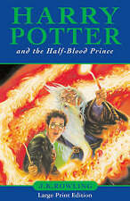 HARRY POTTER AND THE HALF BLOOD PRINCE BY J.K.ROWLING BLOOMSBURY
