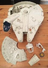 Vintage Star Wars Millennium Falcon Kenner Palitoy 1979 Working Electrics
