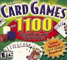 Galaxy Of Card Games by eGames
