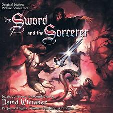 SWORD AND THE SORCERER - Original Soundtrack by David Whitaker