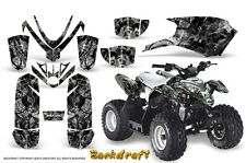 POLARIS OUTLAW 50 PREDATOR 50 2005-2012 GRAPHICS KIT CREATORX BACKDRAFT S