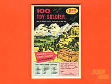 "100 pc Toy Soldiers comic book ad 2x3"" fridge/locker magnet vintage"