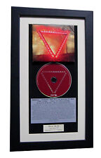 ENTER SHIKARI Flood Of Colour CLASSIC CD Album QUALITY FRAMED+FAST GLOBAL SHIP