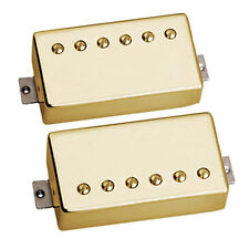 Tonerider AC4 Alnico IV Classic Vintage Humbucker set gold NEW neck & bridge