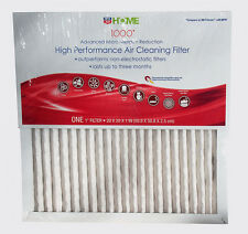 10x Allergen Reduction Electrostatic Air Filter 20x20x1 MPR 1000 by Rite-Aid