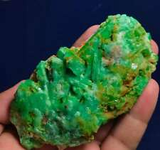 Aesthetic Jumbo Emerald Cluster on Matrix @ Lehman, Afghanistan