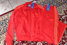 Mens Track Suit Set Sz Large