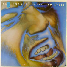 "12"" LP - Joe Cocker - Sheffield Steel - B2592 - washed & cleaned"