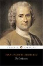 The Confessions by Jean-jacques Rousseau (1953, Paperback)