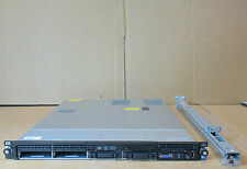 HP Proliant DL360 G7 - 1 x Xeon E5606 Quad Core 2.13GHz 6GB 1U Servidor + Rieles