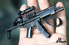 "1/6 Scale SWAT Weapon MP5 SDU/SAS Model Gun Toy For 12"" Soldier"
