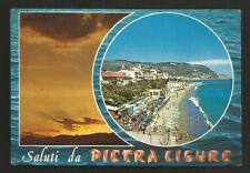 AD7824 Savona - Provincia - Saluti da Pietra Ligure - Vedute