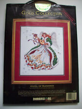 Dimensions Gold Collection ANGEL OF ELEGANCE 8463  kit cross stitch