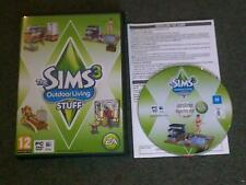 The Sims 3 Outdoor Vivir cosas expansión Pack PC Windows o MAC
