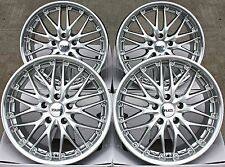 "18"" CRUIZE 190 SP ALLOY WHEELS FIT CADILLAC BLS FIAT 500X CROMA"