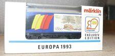 B12  Märklin 84569 Güterwagen Europa 1993 Belgien