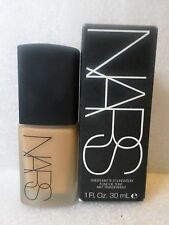 NARS SHEER MATTE FOUNDATION TAHOE MED/DARK2 1 OZ / 30 ML NEW IN BOX