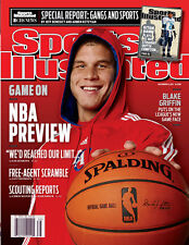 2011 Blake Griffin Los Angeles Clippers No Label Sports Illustrated