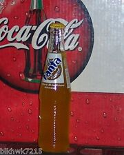 2014 FANTA PINEAPPLE MADE IN MEXICO 355mL GLASS COCA COLA PRODUCT BOTTLE NEW
