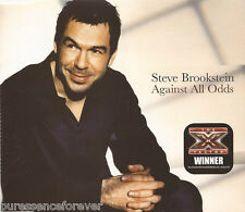 STEVE BROOKSTEIN - Against All Odds (UK 3 Track CD Single)