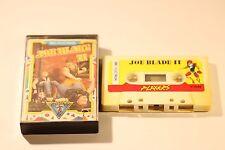 BBC/Acorn Electrón Cassette Joe Blade II (2) 1988