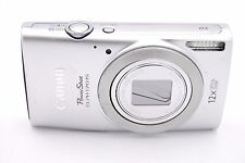 Canon PowerShot ELPH 170 IS / IXUS 170 20.0 MP Digital Camera - Silver
