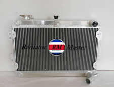 ALUMINUM RADIATOR FOR 1979-1985 MAZDA RX7  RX-7 S1 S2 S3 3ROW  MT