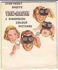 Viewmaster 3 Reel Set - The A-Team (With Mr T)  (BM019) No Packaging POSTFREE