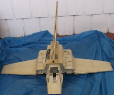 Star Wars Kenner 1984 Return Of The Jedi Imperial Shuttle ROTJ Vintage VTG Big