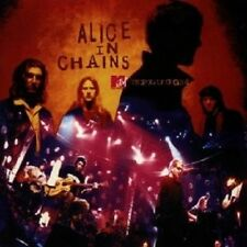 """ALICE IN CHAINS """"UNPLUGGED"""" CD NEUWARE"""