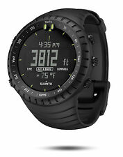 Suunto Core All Black Military Digital Outdoor Watch SS014279010