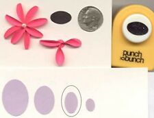 Small OVAL 14mm Paper Punch x Punch Bunch Quilling-Scrapbooking-Cardcrafting