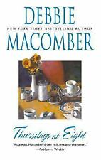 Thursdays At Eight by Debbie Macomber (2001, HARDCOVER)