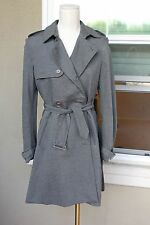 NWOT PAUL & JOE SISTER GREY COAT 42 NEW $595 JACKET
