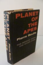 Planet of the Apes Pierre Boulle 1st/1st 1963 Vanguard Hardcover - RARE