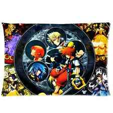 Brand New Kingdom Hearts Rectangle Pillow Case 20x30 Inch(One Side)