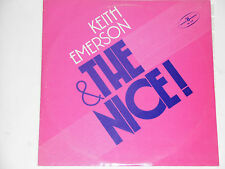 KEITH EMERSON & THE NICE -s/t- LP