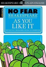 As You Like It No Fear Shakespeare
