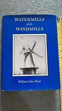 WATERMILLS AND WINDMILLS BOOK