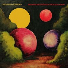ORCHESTRA OF SPHERES - BROTHERS AND SISTERS OF THE BLACK LAGOON   CD NEU