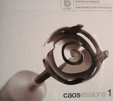 Caosessions 1 (Caos Sessions) (2xCD) Nathan Fake Michael Mayer Alex Kid Samim