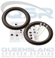 "10"" Foam Surround Repair Kit to suit Kef Speakers Kef 107 B250 (FS 233-205)"