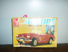 Vintage 1984 AMT/ERTL Riptide TV Show 1960 Corvette Factory Sealed 6621