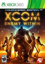 X360 ACTION-XCOM: ENEMY WITHIN  X36 NEW