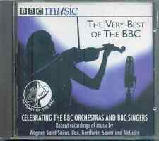 VERY BEST OF THE BBC: CELEBRATING BBC ORCHESTRAS & BBC SINGERS: WAGNER BAX ETC